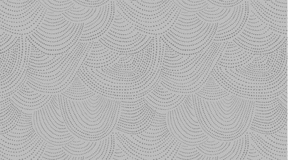 Scallop Dot  Grey