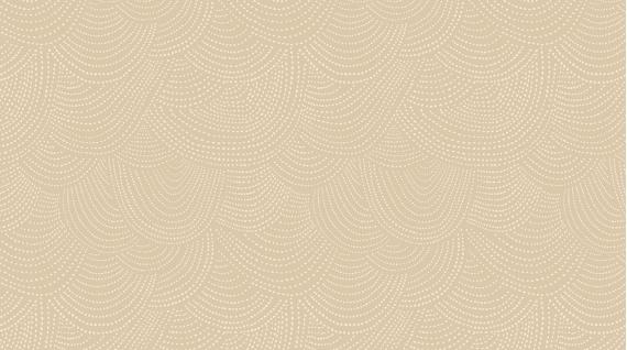 Scallop Dot  Linen