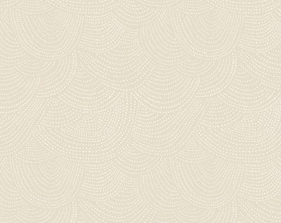 Scallop Dot  Wheat