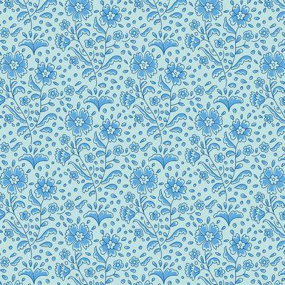 Mila  Teal Blue