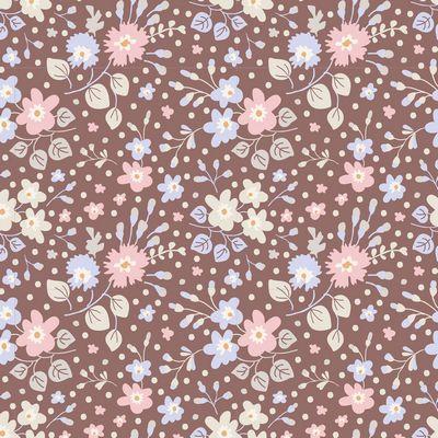 Flower Confetti  Nutmeg