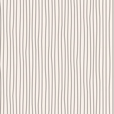 Pen Stripe  Grey