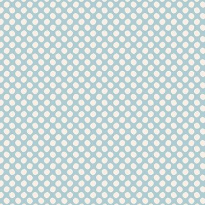 Paint Dots  Light Blue