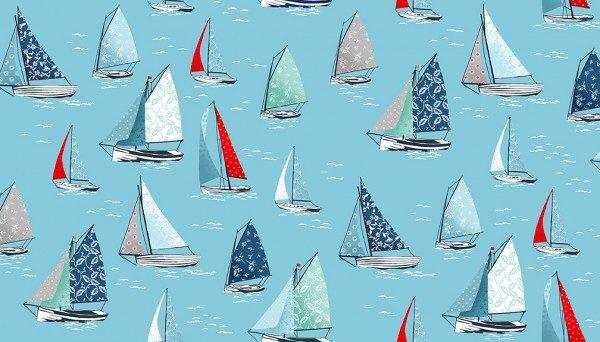 Yachts  Sky Blue