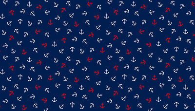 Anchors  Blue