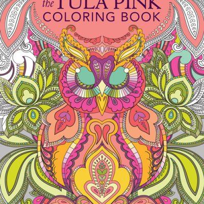TulaPinkColoringBook
