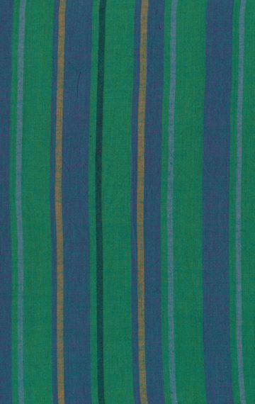 Alternating Stripe Teal