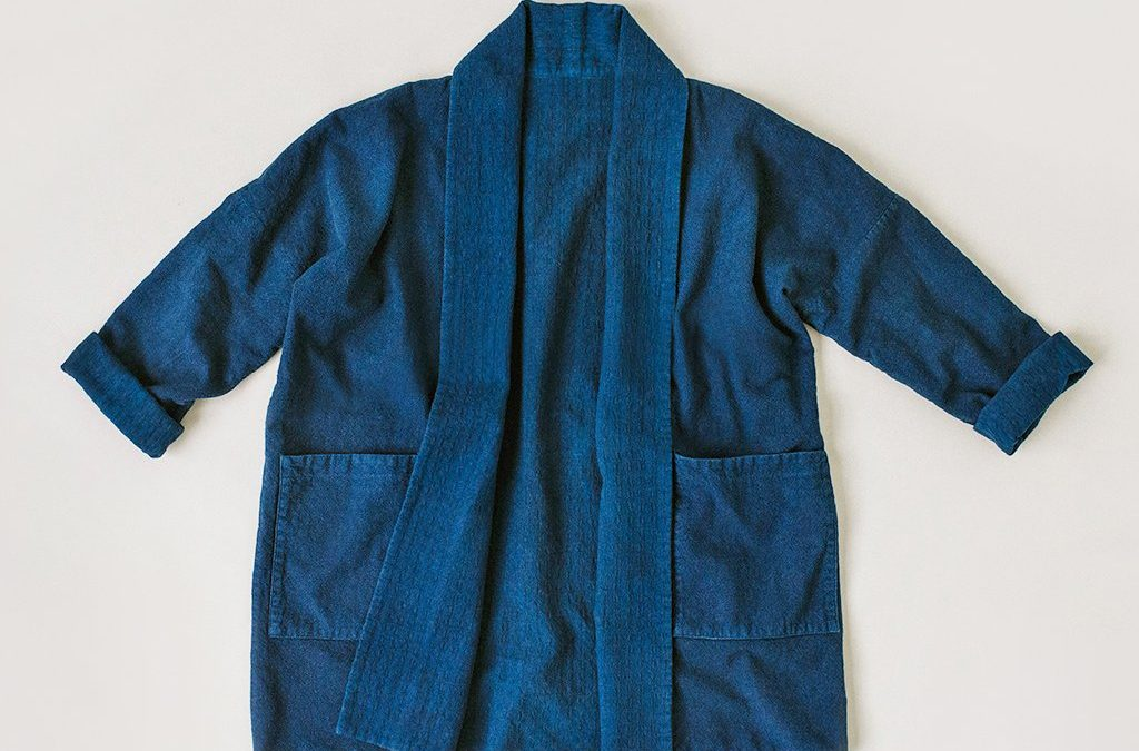 WIKSTEN HAORI (JAPANESE INSPIRED JACKET)