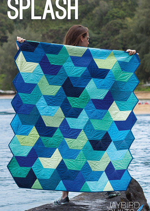 SPLASH QUILT BY JAYBIRD QUILTS (JBQ)